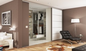 room partition door